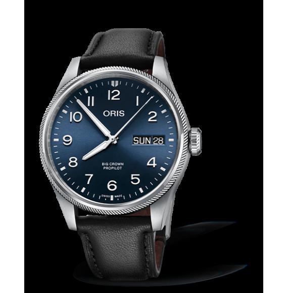 Reloj Oris Big Crown ProPilot Big Day Date 01 752 7760 4065-07 5 22 08LC automático para hombre