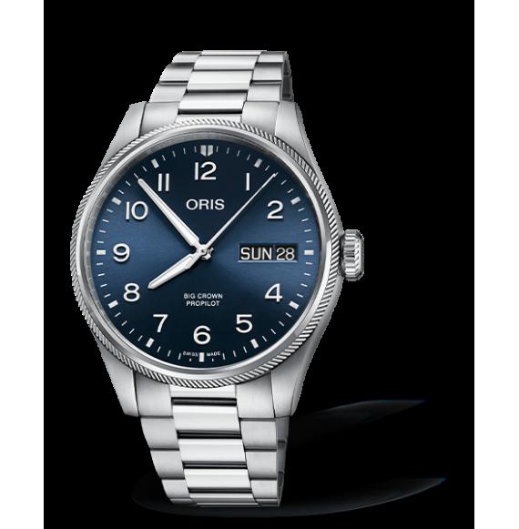 Reloj Oris Big Crown ProPilot Big Day Date 01 752 7760 4065-07 8 22 08P  automático para hombre