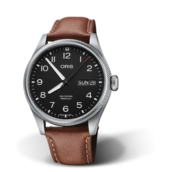 Reloj Oris Big Crown ProPilot Big Day Date 01 752 7760 4164-07 5 22 07LC automático para hombre
