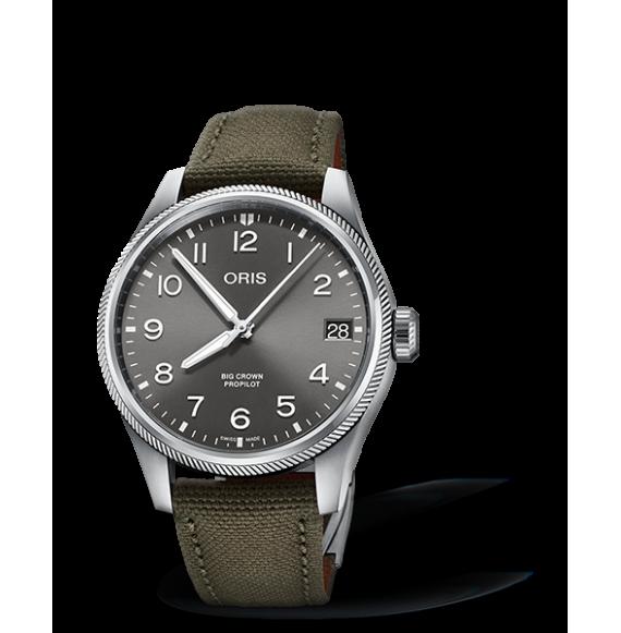 Reloj Oris Big Crown ProPilot Big Date 01 751 7761 4063-07 3 20 03LC automático para hombre