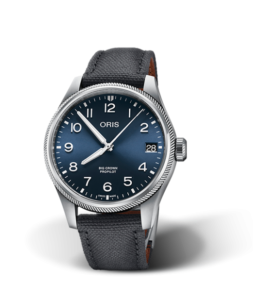 Reloj Oris Big Crown ProPilot Big Date 01 751 7761 4065-07 3 20 05LC automático para hombre