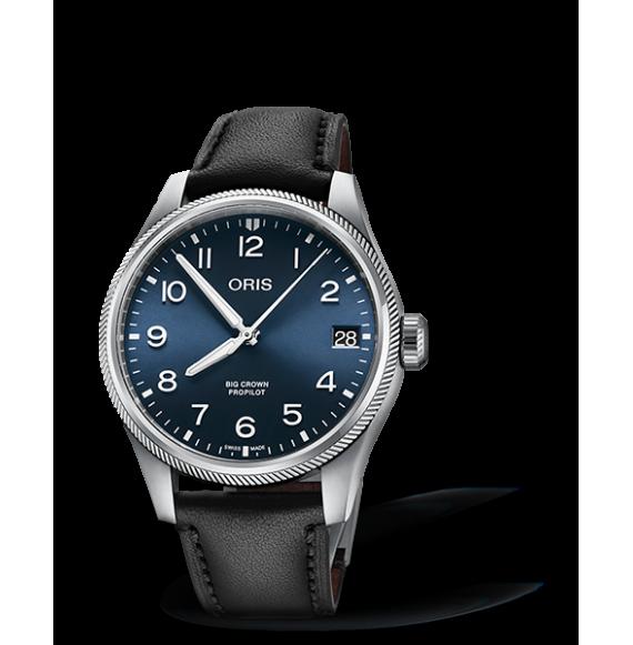 Reloj Oris Big Crown ProPilot Big Date 01 751 7761 4065-07 6 20 08LC automático para hombre