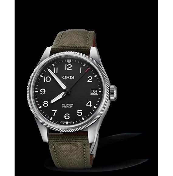 Reloj Oris Big Crown ProPilot Big Date 01 751 7761 4164-07 3 20 03LC automático para hombre
