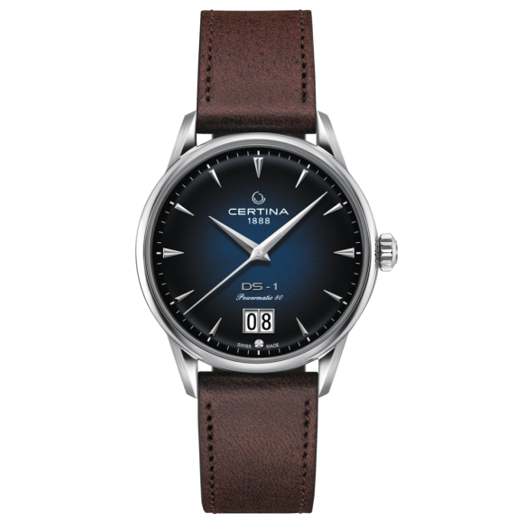 Reloj Certina Urban DS-1 Big Date Powermatic 80 C029.426.16.041.00 de acero para hombre