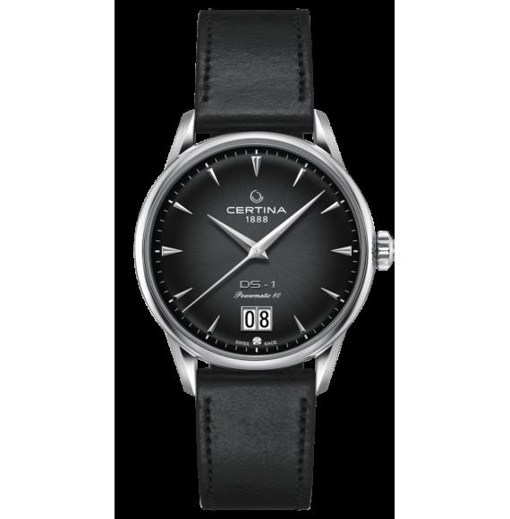 Reloj Certina Urban DS-1 Big Date Powermatic 80 C029.426.16.051.00 de acero para hombre