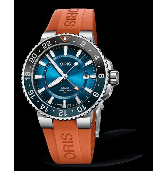 Reloj Oris Aquis Carysfort  Reef Limited Edition 01 798 7754 4185-Set RS automático para hombre