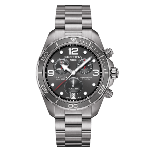 Reloj Certina Aqua DS Action Cronograph C032.434.44.087.00 Cuarzo para hombre