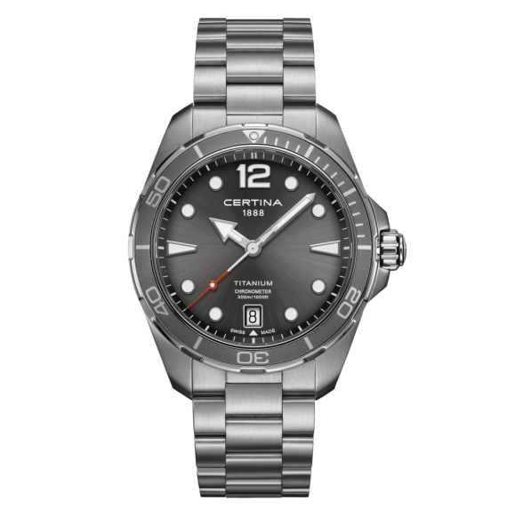 Reloj Certina Aqua DS Action C032.451.44.087.00 Cuarzo de titanio para hombre