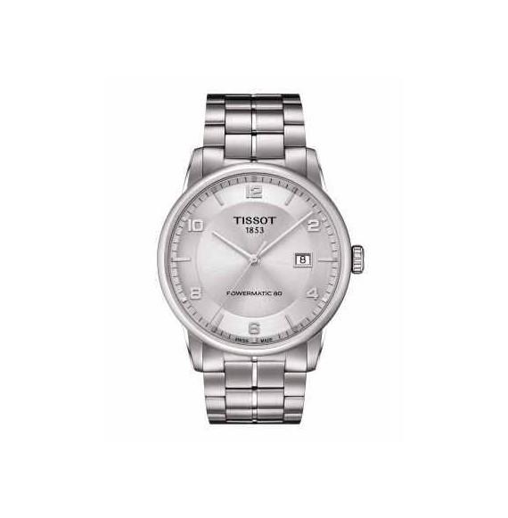 Reloj Tissot Luxury T086.407.11.037.00 Powermatic 80 para hombre