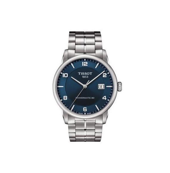 Reloj Tissot Luxury T086.407.11.047.00 Powermatic 80 para hombre
