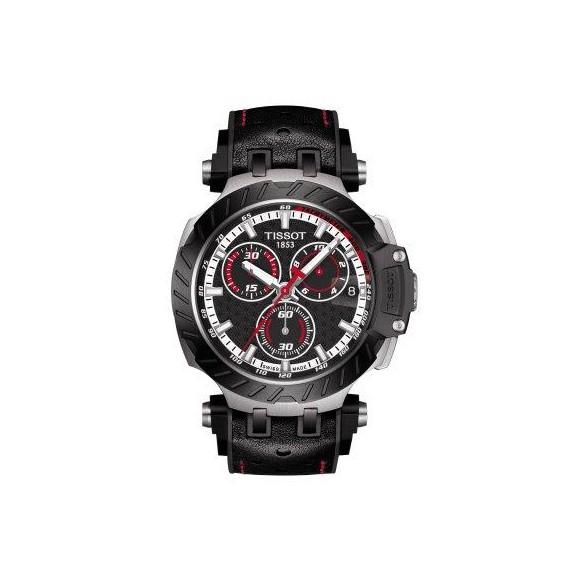 Reloj Tissot Special Edition T-Race Moto GP 2020 Chronograph T115.417.27.051.01 cuarzo para hombre