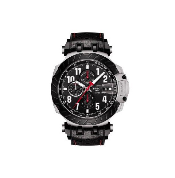 Reloj Tissot Special Edition T-Race Moto GP 2020 Chronograph T115.427.27.057.00 automático para hombre