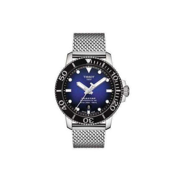Reloj Tissot Seastar 1000 Powermatic 80 T120.407.11.041.02 para hombre