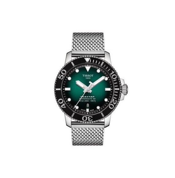 Reloj Tissot T-Sport Seastar 1000 Powermatic 80 T120.407.11.091.00 para hombre