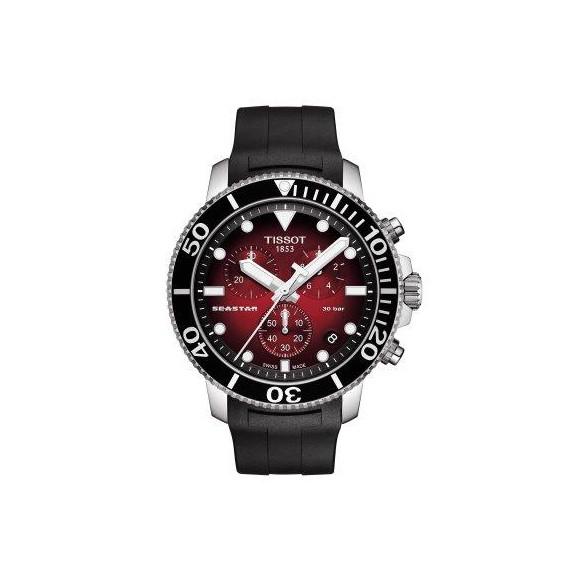 Reloj Tissot Seastar 1000 Chronograph T120.417.17.421.00 cuarzo para hombre