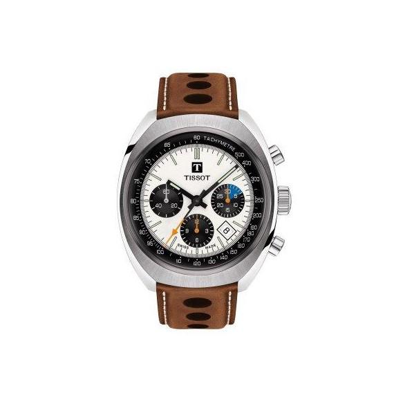 Reloj Tissot Heritage 1973 T124.427.16.031.01 automático para hombre