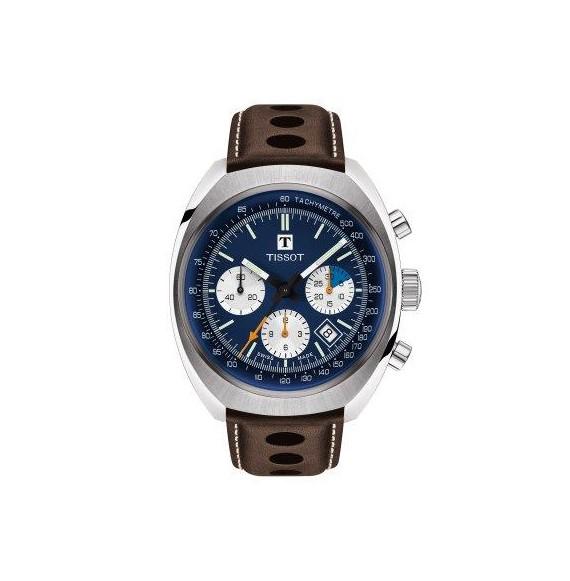 Reloj Tissot Heritage 1973 T124.427.16.041.00 automático para hombre