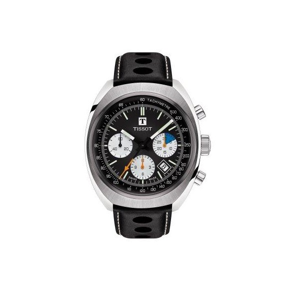 Reloj Tissot Heritage 1973 T124.427.16.051.00 automático para hombre