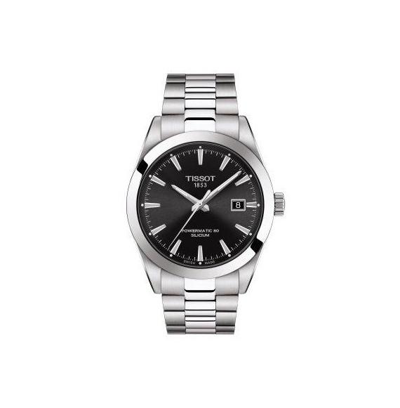 Reloj Tissot T-Classic Gentleman Powermatic 80 Silicium T127.407.11.051.00 para hombre