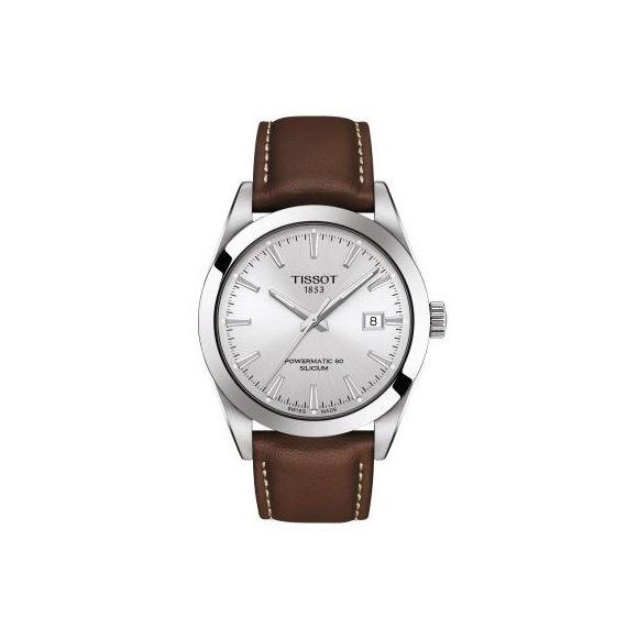 Reloj Tissot T-Classic Gentleman Powermatic 80 Silicium T127.407.16.031.00 para hombre