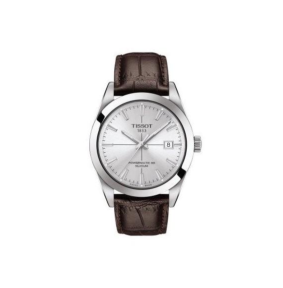 Reloj Tissot T-Classic Gentleman Powermatic 80 Silicium T127.407.16.031.01 para hombre
