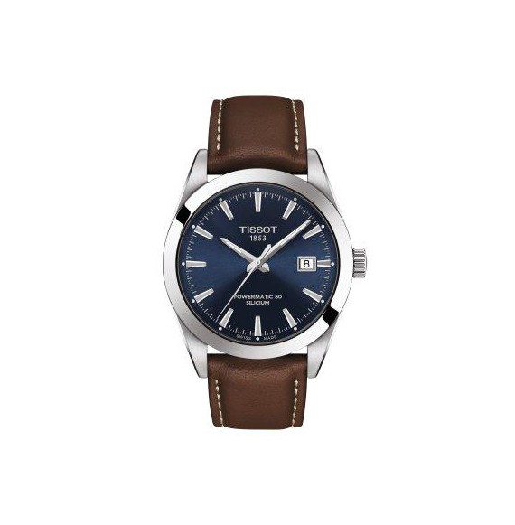 Reloj Tissot T-Classic Gentleman Powermatic 80 Silicium T127.407.16.041.00 para hombre