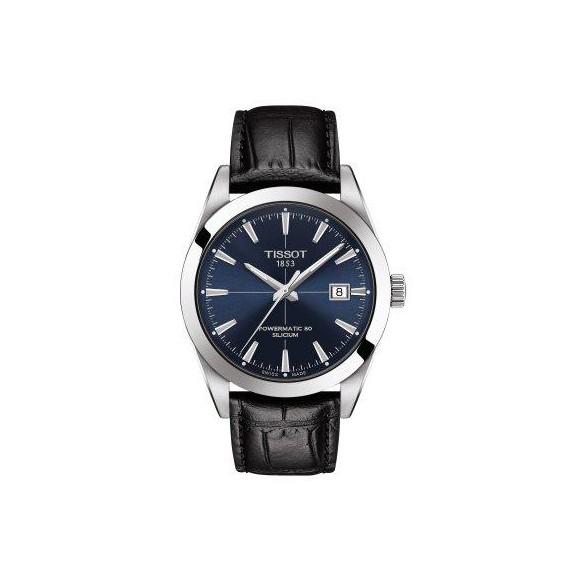Reloj Tissot T-Classic Gentleman Powermatic 80 Silicium T127.407.16.041.01 para hombre