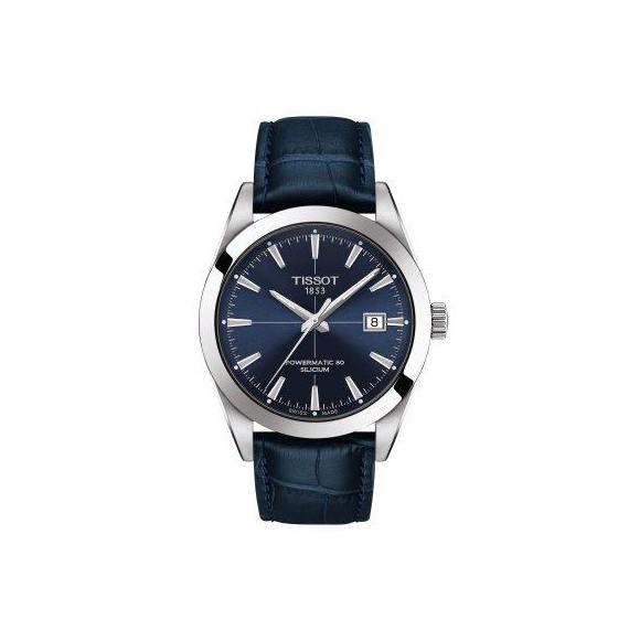 Reloj Tissot T-Classic Gentleman Powermatic 80 Silicium T127.407.16.041.02 para hombre
