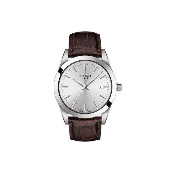 Reloj Tissot T-Classic Gentleman T127.410.16.031.01 cuarzo para hombre
