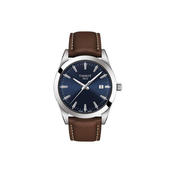 Reloj Tissot T-Classic Gentleman T127.410.16.041.00 cuarzo para hombre