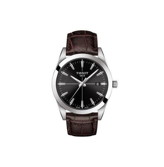 Reloj Tissot T-Classic Gentleman T127.410.16.051.01 cuarzo para hombre