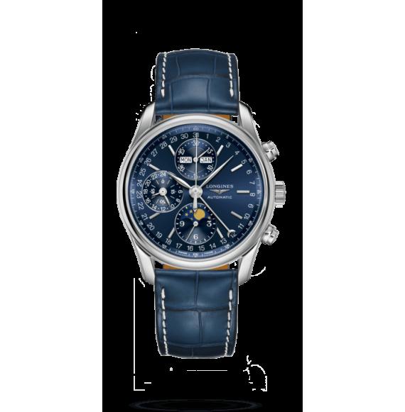 Reloj Longines Master Collection L2.673.4.92.0 automático con cronógrafo  para hombre