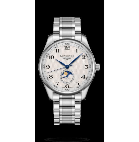Reloj Longines Master Collection L2.919.4.78.6  Automático con fases lunares para hombre