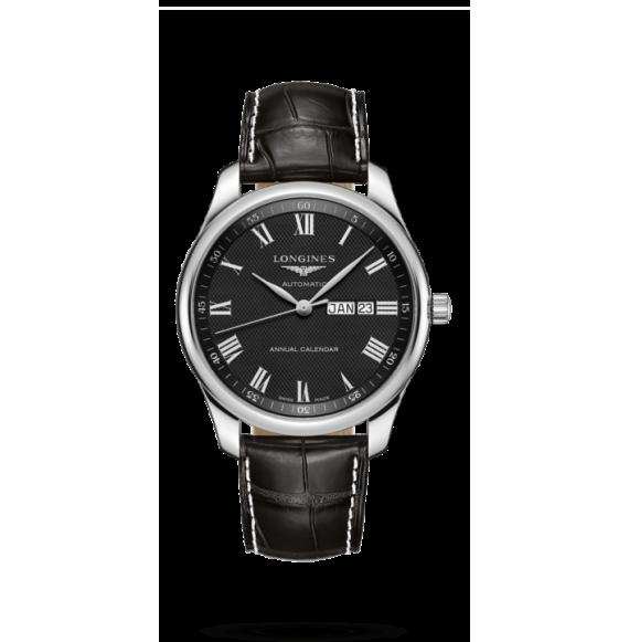 Reloj Longines Master Collection L2.920.4.51 automático de acero para hombre