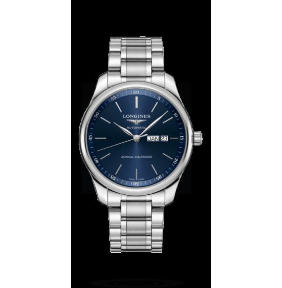 Reloj Longines Master Collection L2.920.4.92.6 automático de acero para hombre