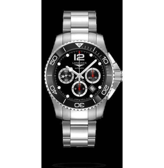 Reloj Longines Hydroconquest automático L3.883.4.56.6 de acero para Hombre