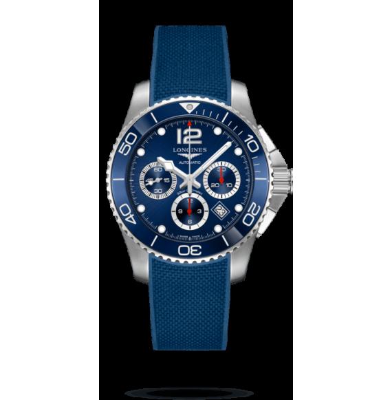 Reloj Longines Hydroconquest L38834969 automático de acero inoxidable y cerámica para hombre