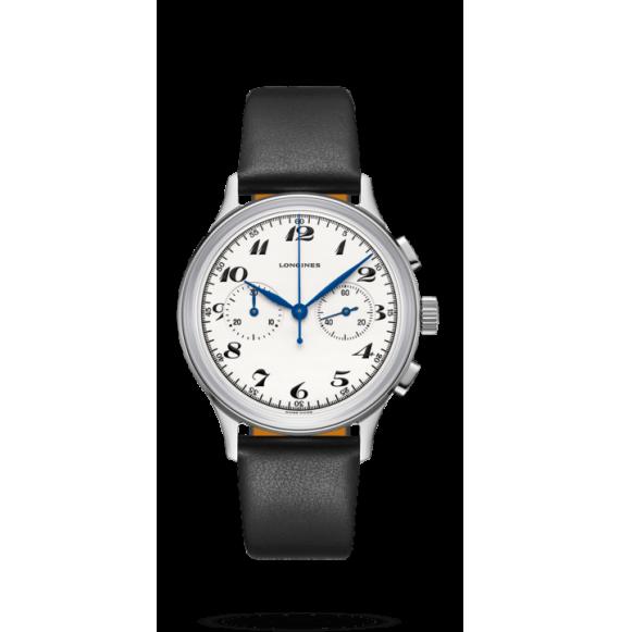 Reloj Longines Heritage Classic L28274730 Automático con cronógrafo para Hombre