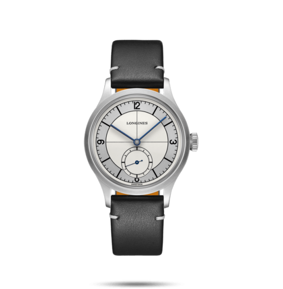 Reloj Longines Heritage Classic L28284730 automático de acero para hombre