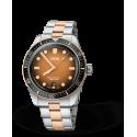 Reloj Oris Divers Sixty-Five automático de acero y bronce para hombre