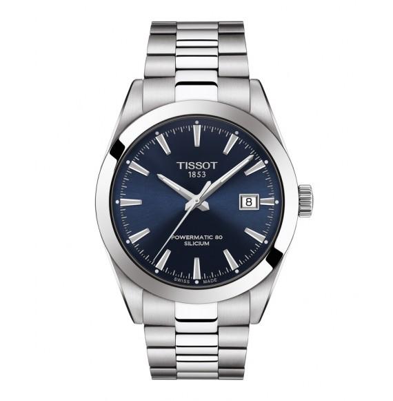 Reloj Tissot T-Classic Gentleman Powermatic 80 Silicium T127.407.11.041.00 para hombre
