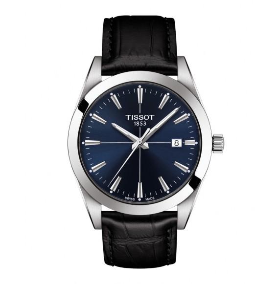 Reloj Tissot T-Classic Gentleman T127.410.16.041.01 cuarzo para hombre