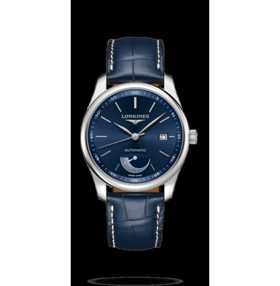 Reloj Longines Master Collection L2.908.4.92.0  automático de acero para hombre