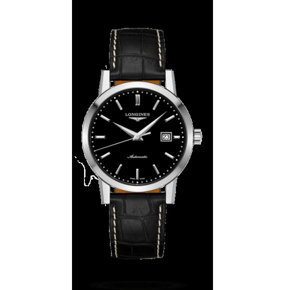 Reloj Longines 1832 L4.825.4.52.0 automático de acero para hombre