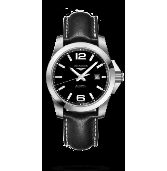 Reloj Longines Conquest L3.778.4.58.3 automático de acero para hombre
