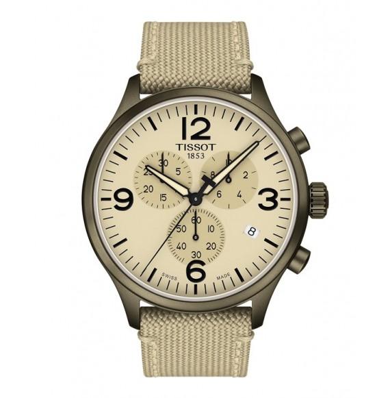 Reloj Tissot T-Sport Chrono XL T116.617.37.267.01 Cuarzo de acero para hombre