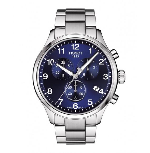 Reloj Tissot Chrono XL Classic T116.617.11.047.01 Cuarzo de acero para hombre