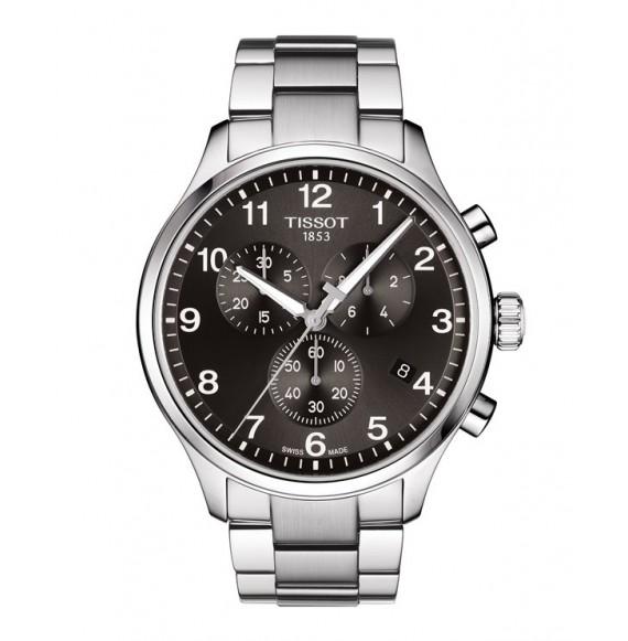 Reloj Tissot Chrono XL Classic T116.617.11.057.01 Cuarzo de acero para hombre