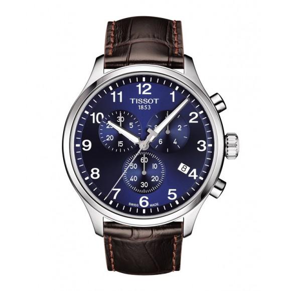 Reloj Tissot Chrono XL Classic T116.617.16.047.00 Cuarzo de acero para hombre