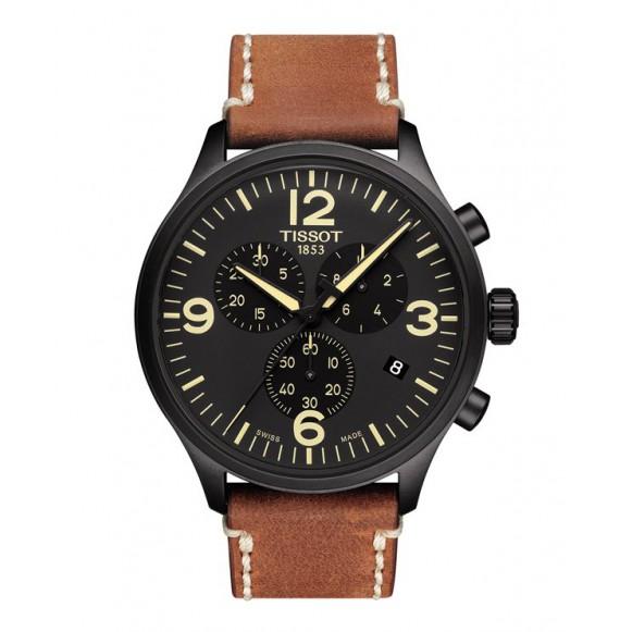 Reloj Tissot T-Sport Chrono XL T116.617.36.057.00 Cuarzo de acero para hombre